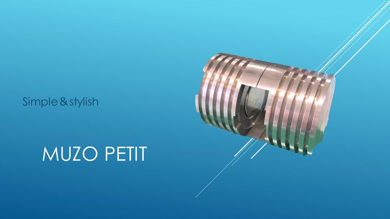 磁気水処理装置 muzo petit (無雑プチ)
